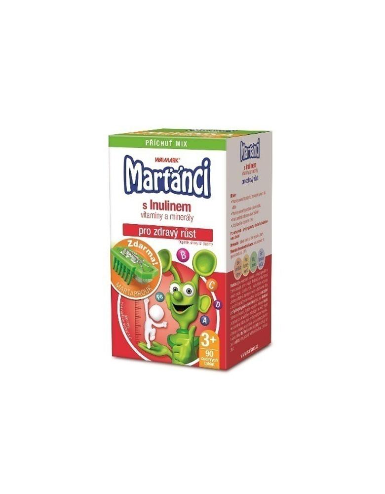 Martanci Inulin Vitamina për fëmijë