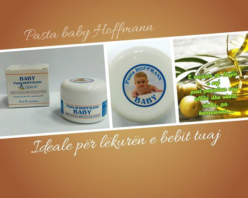 Pasta Hoffman Baby 70g